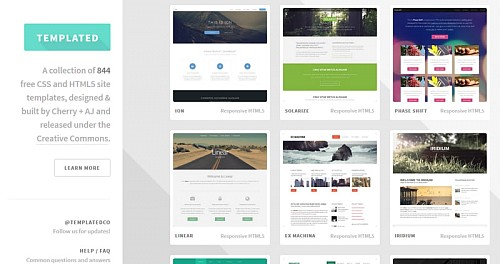 resource directory template - free web templates free resource directory